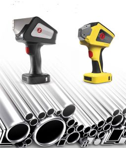SciAps handheld LIBS and XRF